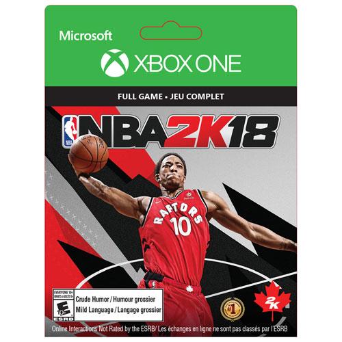 Buy NBA 2K18 - Microsoft Store