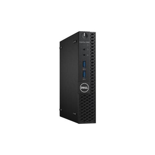 Dell OptiPlex 3050 PC (Intel Core i3-7100T / 128 GB SSD / 4 RAM / Intel HD Graphics 630 / Windows 10) - (KF6FG)