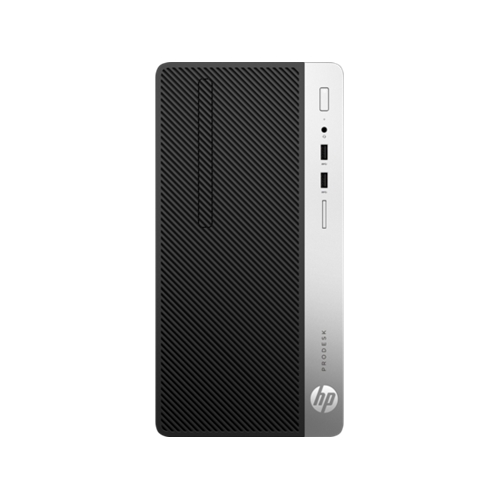 HP ProDesk 400 G4 PC (Intel Core i5-7500 / 500 GB HHD / 4 RAM / Intel HD Graphics 630 / Windows 10) - (Z2H64UT#ABA)
