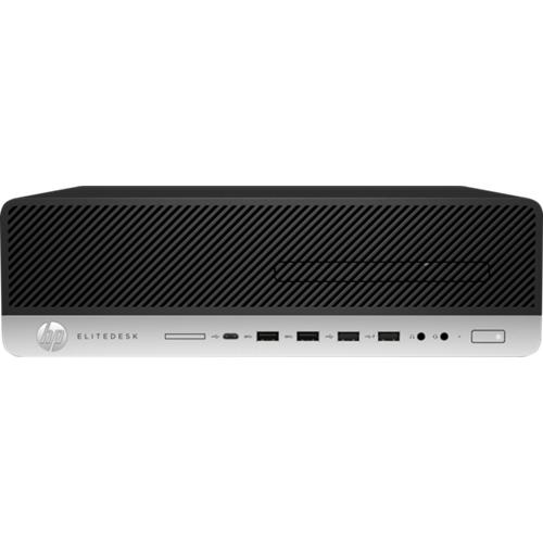 HP Elitedesk 800 G3 PC (Intel Core i5-7500 / 1 TB HHD / 8 RAM / Intel HD Graphics 630) - (1FZ04UT#ABA)