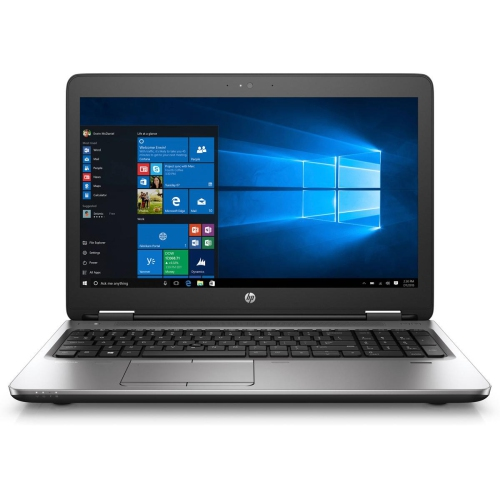 HP ProBook 655 G3 15.6in Laptop (AMD PRO A8-9600B / 500GB / 8GB RAM / Windows 10 Pro 64-Bit) - 1BS04UT#ABA