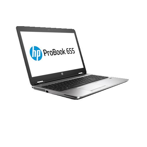HP ProBook 655 G3 15.6in Laptop (AMD A10-8730B / 256GB / 8GB RAM / Windows 10 Pro 64-Bit) - 1BS05UT#ABL