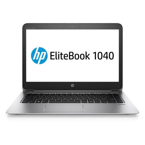 HP EliteBook 1040 G3 14in Laptop (Intel Core i5-6200U / 256GB / 8GB RAM / Windows 7 Pro 64-Bit) - 1BS26UT#ABA