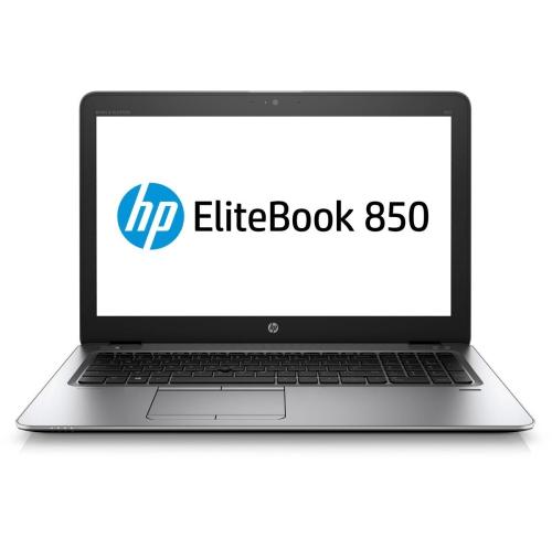 HP EliteBook 850 G4 15.6in Laptop (Intel Core i5-7300U / 256GB / 8GB RAM / Windows 10 Pro 64-Bit) - 1BS50UT#ABA