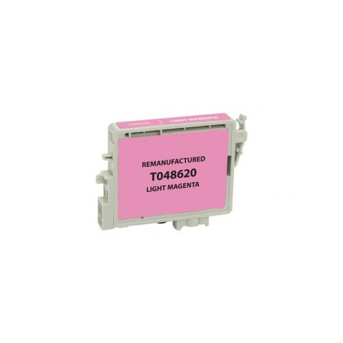 Remanufactured Light Magenta Ink Cartridge for Epson T048620 (EPC48620)