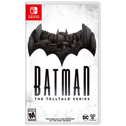Batman: The Telltale Series (Switch)