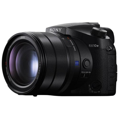 Sony Cyber-shot RX10 IV Wi-Fi 21MP 25X Optical Zoom Digital