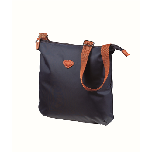 JUMP (NICE 6581) CROSS OVER IPAD BAG IN HIGH DENSITY TWILL NYLON, NAVY