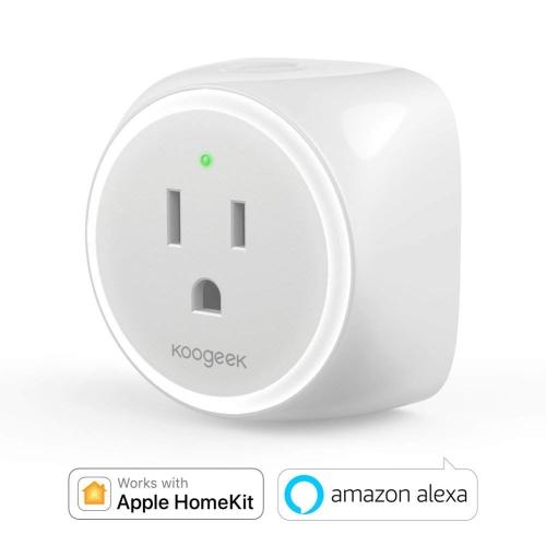 Koogeek Smart Plug Wifi Outlet Other Home Automation