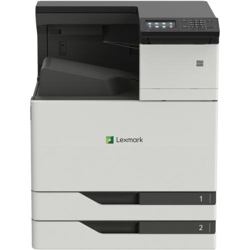 Lexmark CS923de Laser Printer - Color - 1200 x 1200 dpi Print - Plain Paper Print - Floor Standing