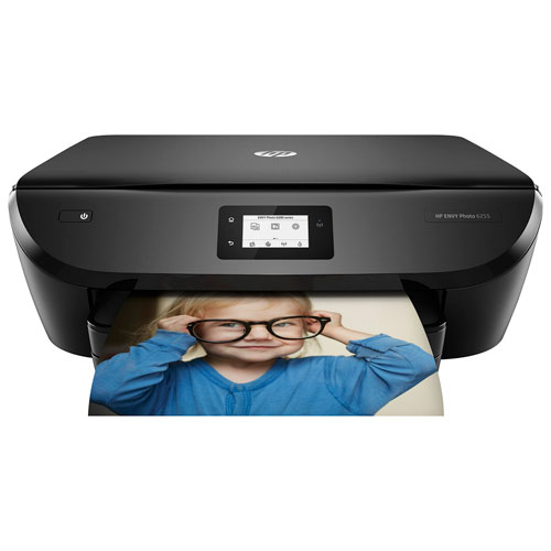 HP ENVY 6255 Wireless All-in-One Photo Printer