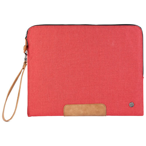 "PKG LS04 13"" DRI Slouch Laptop Sleeve - Red"
