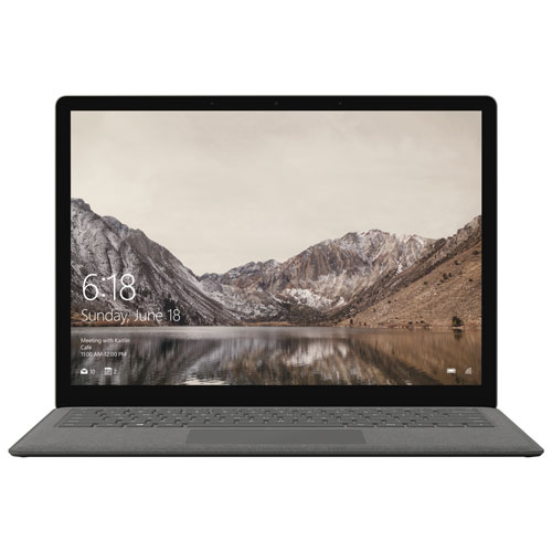 "Microsoft Surface 13.5"" Laptop - Graphite Gold (Intel Core i7-7660U/256 GB SSD/8GB RAM/Win 10 S)-FR"