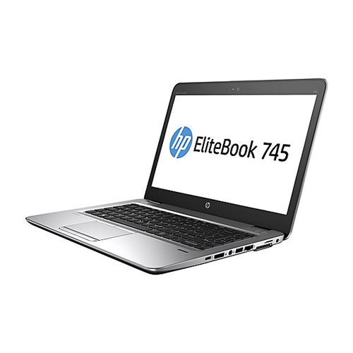 HP ELITEBOOK 745 G3 AMD PRO A10-8700B 1.8 GHZ 8GB 128SSD 14.0W WIN10 PRO BT WEBCAM 1YR - Refurbished