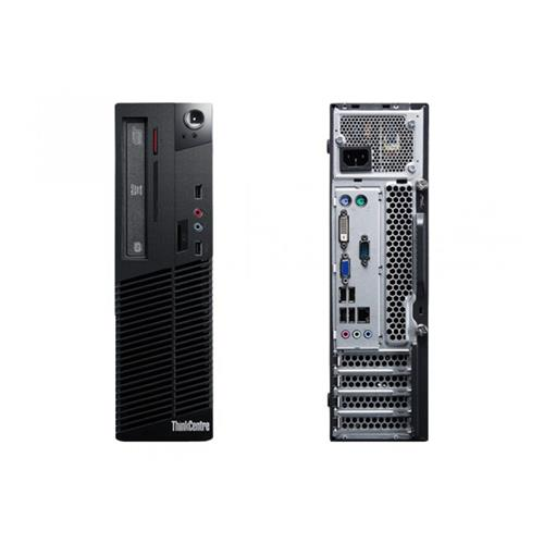LENOVO M90 SFF I3 540 3.06 GHZ DDR3 8GB 250GB DVD WIN10 HOME 5YR WTY USB WIFI- Refurbished