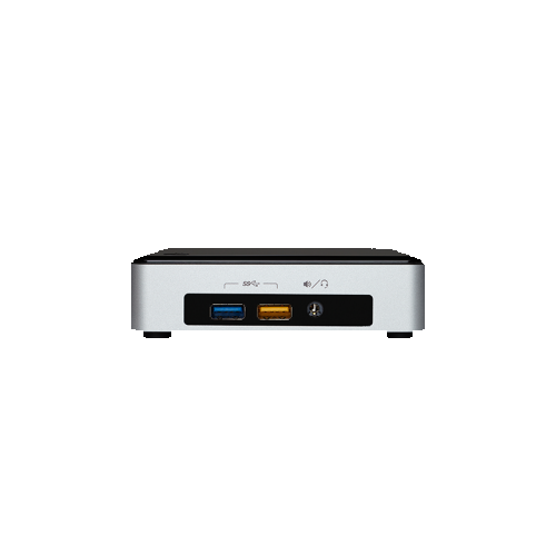 Intel NUC5i5RYK PC (Intel Core i5-5250U / Intel HD Graphics 6000) - (BOXNUC5I5RYK)