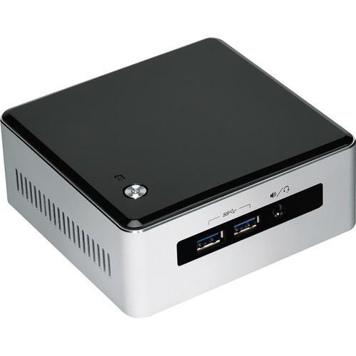 Intel NUC5i5MYHE PC (Intel Core i5-5300U / Intel HD Graphics 5500) - (BLKNUC5I5MYHE)