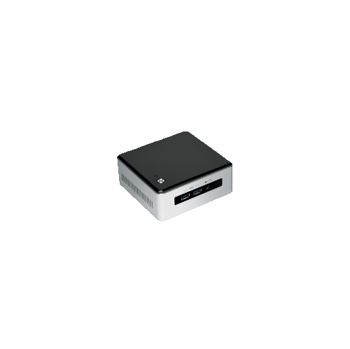Intel NUC5I3MYHE Mini PC (Intel Core i3-5010U / Intel Graphics) - (BLKNUC5I3MYHE)