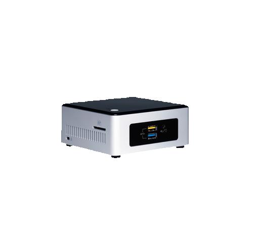 Intel NUC5CPYH Mini PC (Intel Celeron N3050 / Intel Graphics) - (BOXNUC5CPYH)