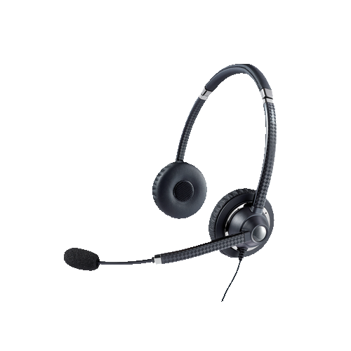 Jabra UC VOICE 750 MS Duo Dark USB Headset (7599-823-309)
