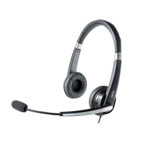 Jabra 550 Ms Duo On Ear Headset (5599-823-109)