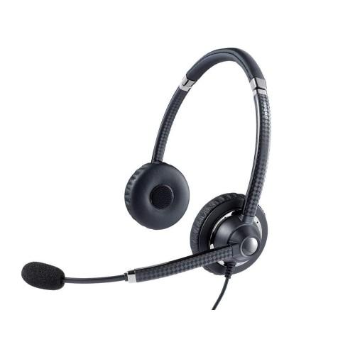 Jabra Uc Voice 750 Duo Dark Wired Headset (7599-829-409)