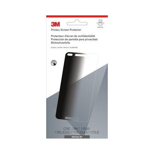3M Privacy Screen Protector for Google Nexus 6P (MPPGG001)