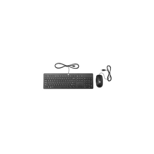 HP Business Slim Keyboard with Mouse and Mousepad Kit (T4E63AT#ABA)