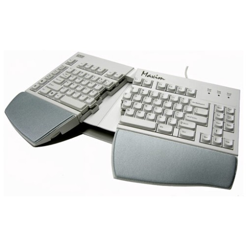Kinesis Maxim Split Adjustable Keyboard (KB210USB)