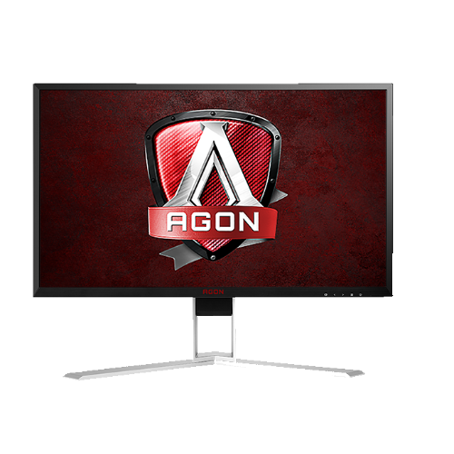 "AOC 27"" WQHD 165 Hz 1 ms GTG LED Gaming Monitor - Black - (AG271QG)"