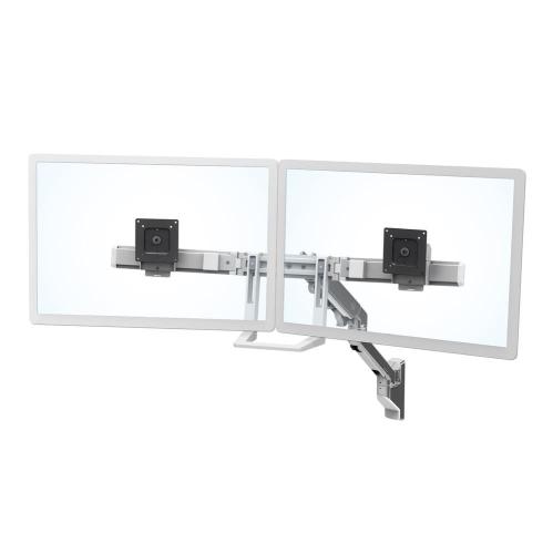 Ergotron HX Wall Dual Monitor Arm Mount (45-479-026)