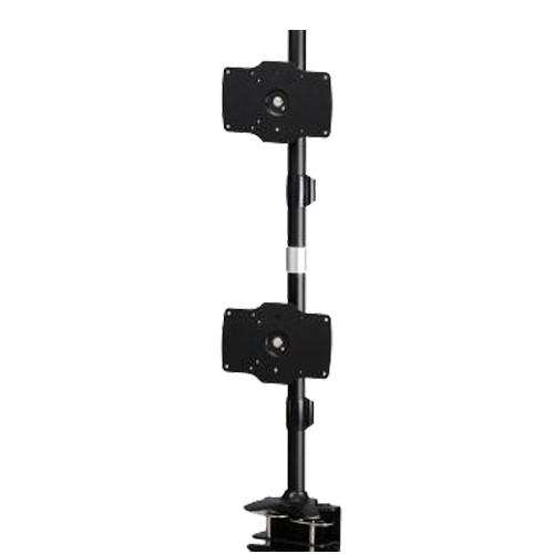 "Amer Network Dual Vertical Clamp 32"" Monitor Mount (AMR2C32V)"
