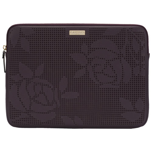 "kate spade new york Perforated 13"" Laptop Sleeve - Mahogany"