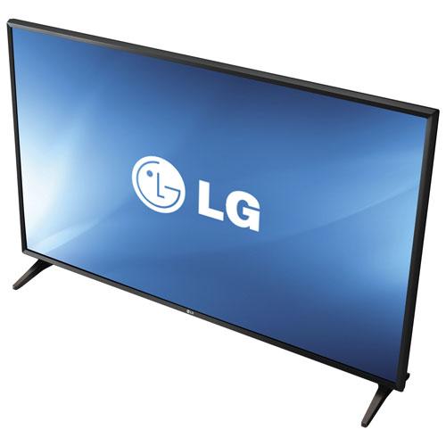 Téléviseur intelligent webOS 3.5 ACL HD 1080p de 55 po de LG (55LJ550M)