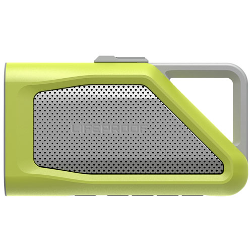 Enceinte sans fil Bluetooth Aquaphonics AQ9 de LifeProof - Lime