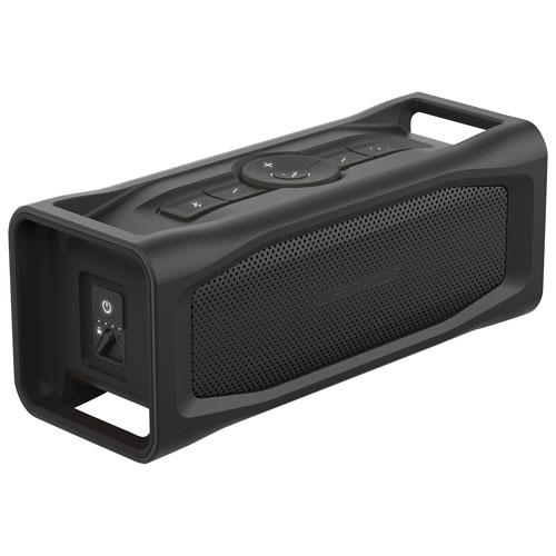 Enceinte sans fil Bluetooth Aquaphonics AQ10 de LifeProof - Noir