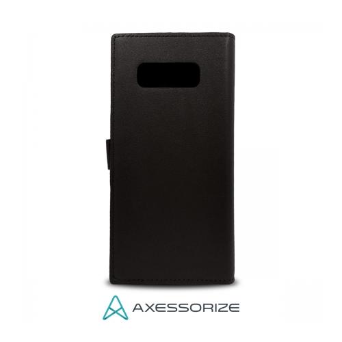 Axessorize Folio Case Samsung Galaxy Note 8 Black