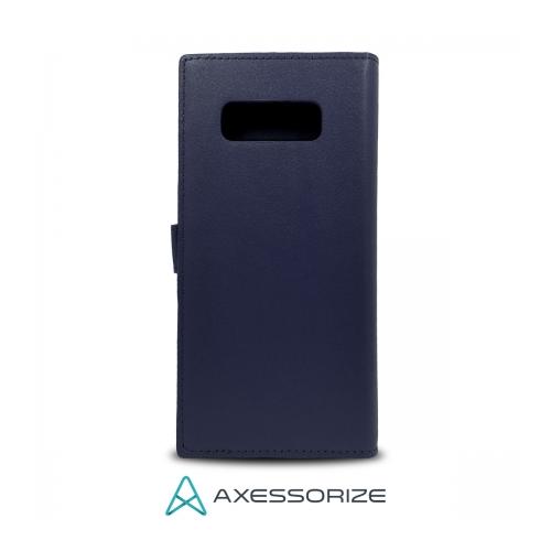 Axessorize Étui Folio LG Q6 Bleu Cobalt