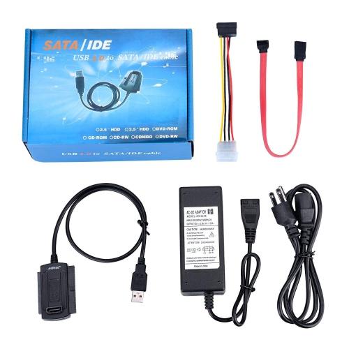 AGPtek USB 2.0 to IDE / SATA Converter Cable