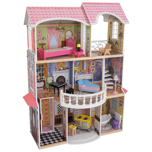 Kidkraft Magnolia Dollhouse Dolls Dollhouses Best Buy Canada