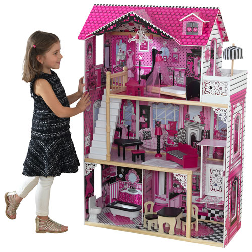 Kidkraft Amelia Dollhouse Dolls Dollhouses Best Buy Canada