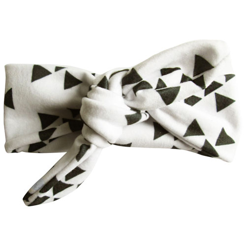 Baby Wisp Infant Top Knot Headband - 3+ months - White Black   Baby Hair  Accessories - Best Buy Canada 50792e82f4c