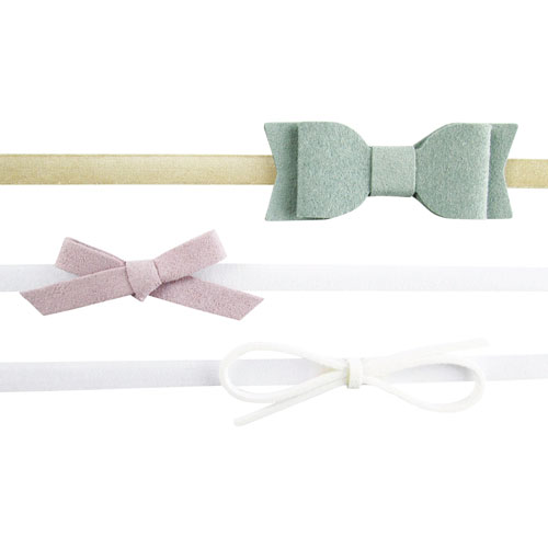 Baby Wisp Infant Faux Suede Bow Set - 3-Pack - 0 to 3 Months - Lilac/White/Green : Baby Hair Accessories - Best Buy CanadaBaby Wisp Infant Faux Suede Bow Set - 3-Pack - 0 to 3 Months - Lilac/White/Green - 웹