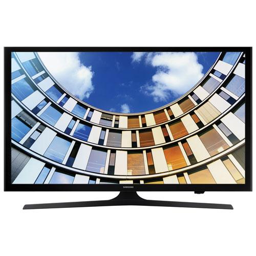 Téléviseur intelligent Tizen DEL 1080p de 50 po de Samsung (UN50M5300AFXZC) - Boîte ouverte