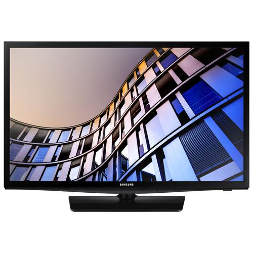 Téléviseur intelligent Tizen DEL 720p de 28 po de Samsung (UN28M4500AFXZC) - Boîte ouverte