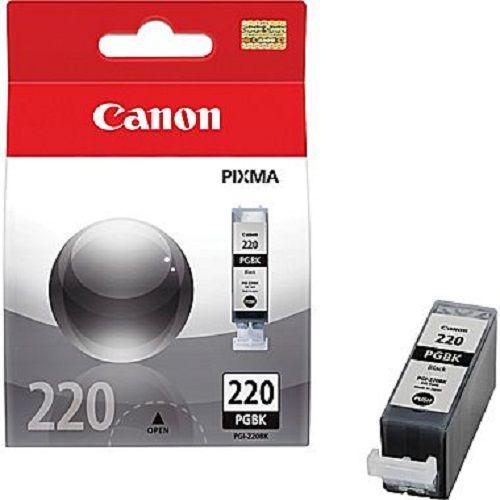 Canon PGI-220 Black Ink Cartridge (2945B001-K)