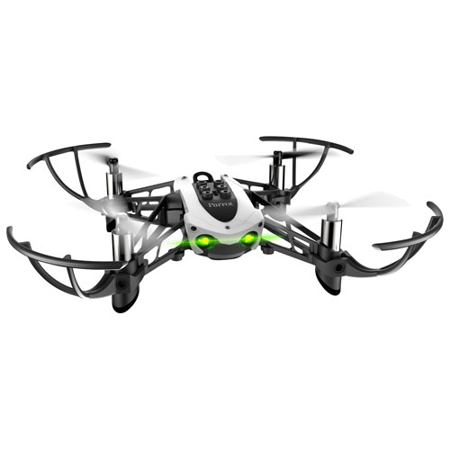 Parrot Mambo Fly Quadcopter Drone with Camera - Ready-to ...