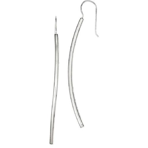 IceCarats 925 Sterling Silver Bar Drop Dangle Chandelier Earrings