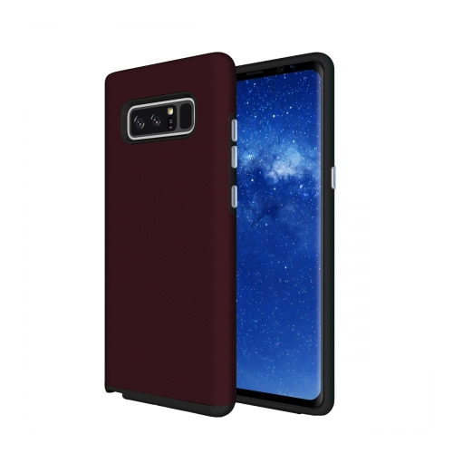 Axessorize PROTech Samsung Galaxy Note 8 Burgundy Red