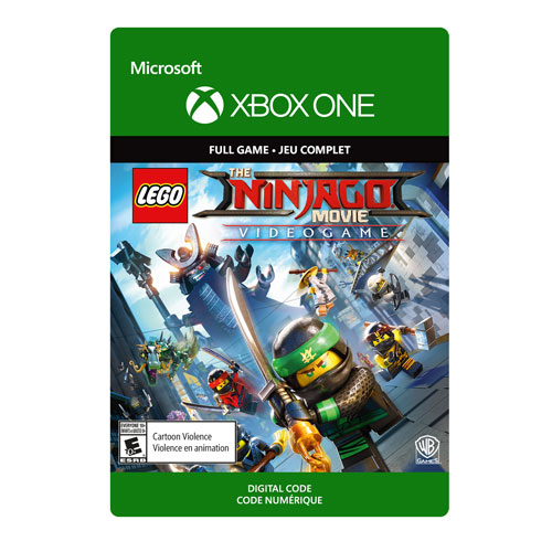 Lego Ninjago Movie Video Game Xbox One Digital Download Xbox